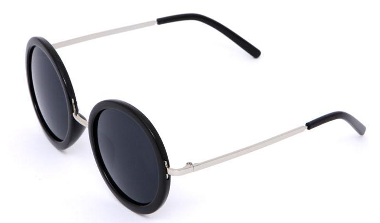 Gafas de sol vintage - Modelo redondeado grande