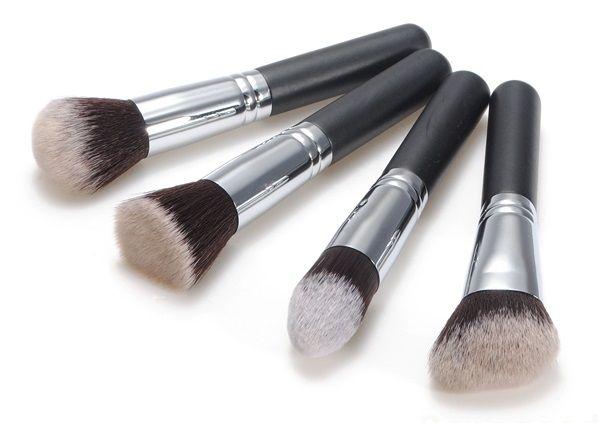 Set de brochas de maquillaje grandes