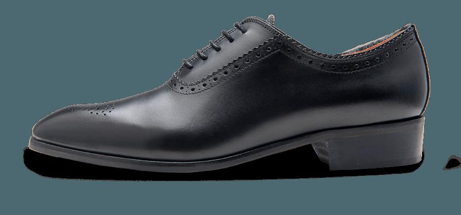 Zapatos Oxford para mujer negros