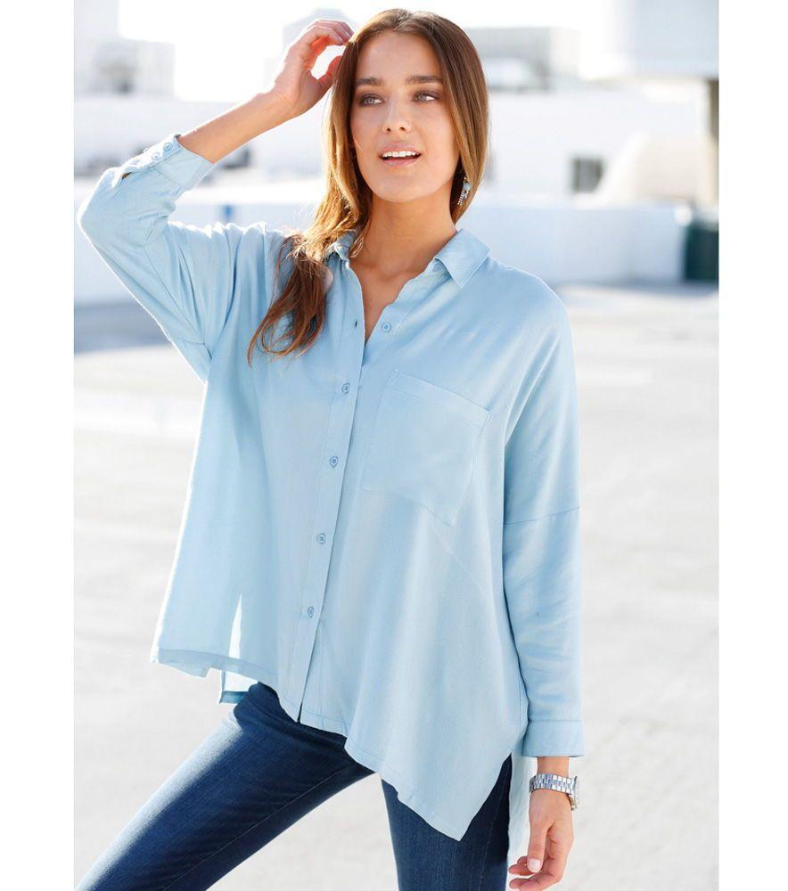Catálogo Venca - Camisa ancha