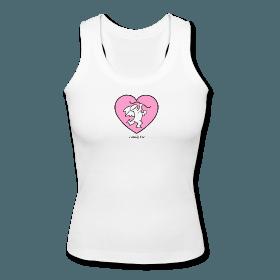Camisetas con diseños originales y románticos
