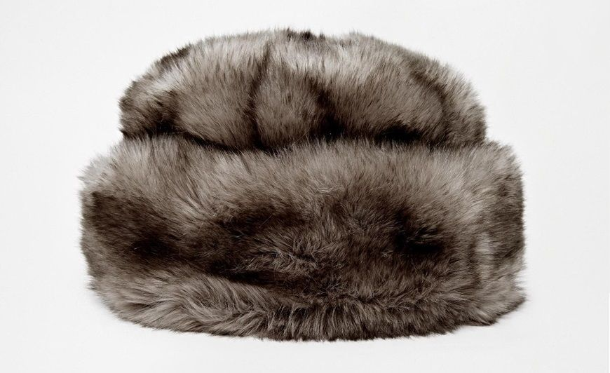 Sombrero cosaco de pelo