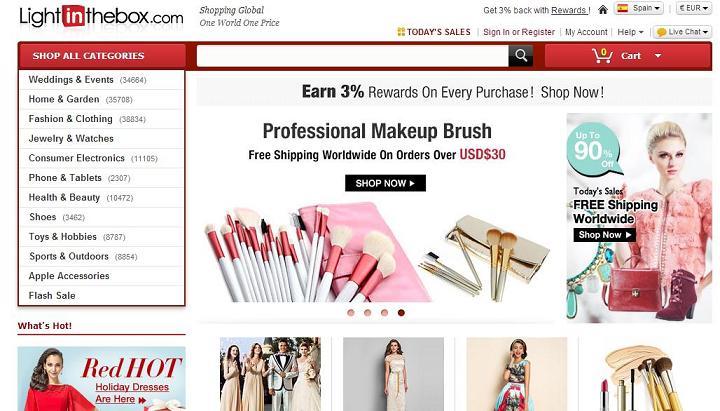 Dónde comprar ropa barata online