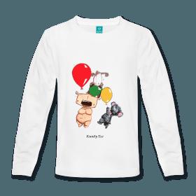 Camisetas con diseños originales para niños