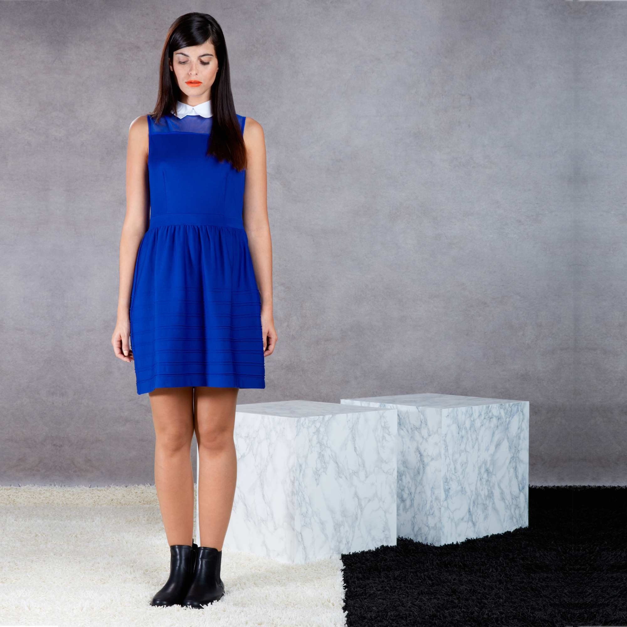 Kiabi online - Vestido azul