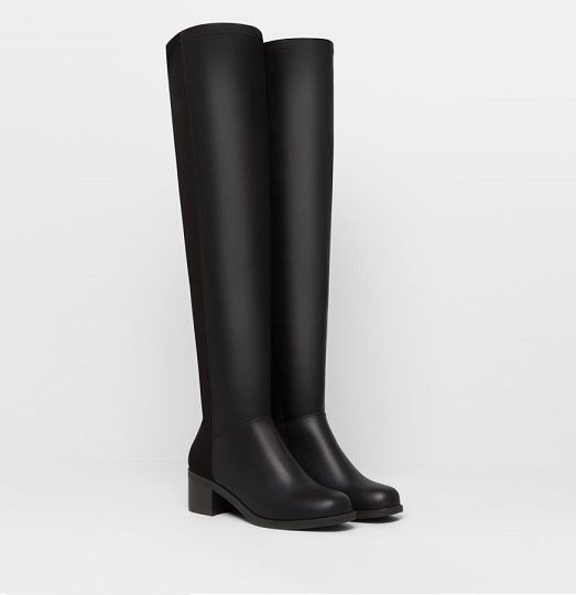 Botas mosqueteras de Pull and Bear