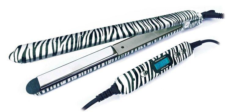Plancha de pelo Corioliss Zebra