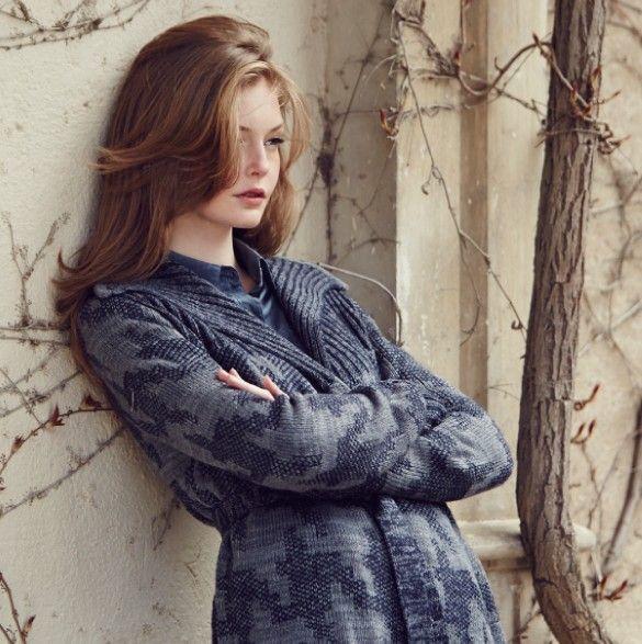 Catálogo Jocavi otoño-invierno - Cardigan de lana
