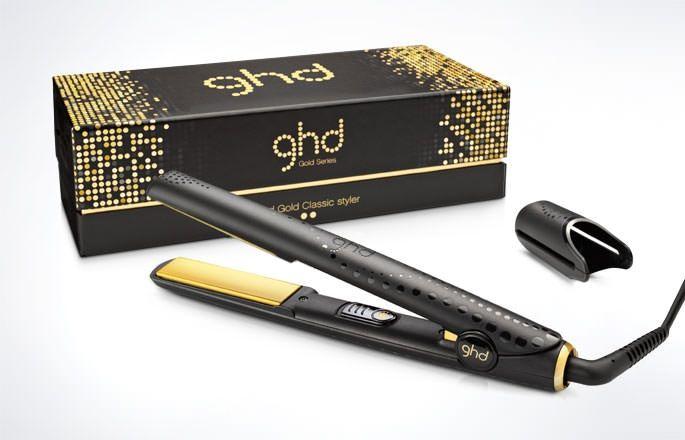 Planchas de pelo Ghd gold