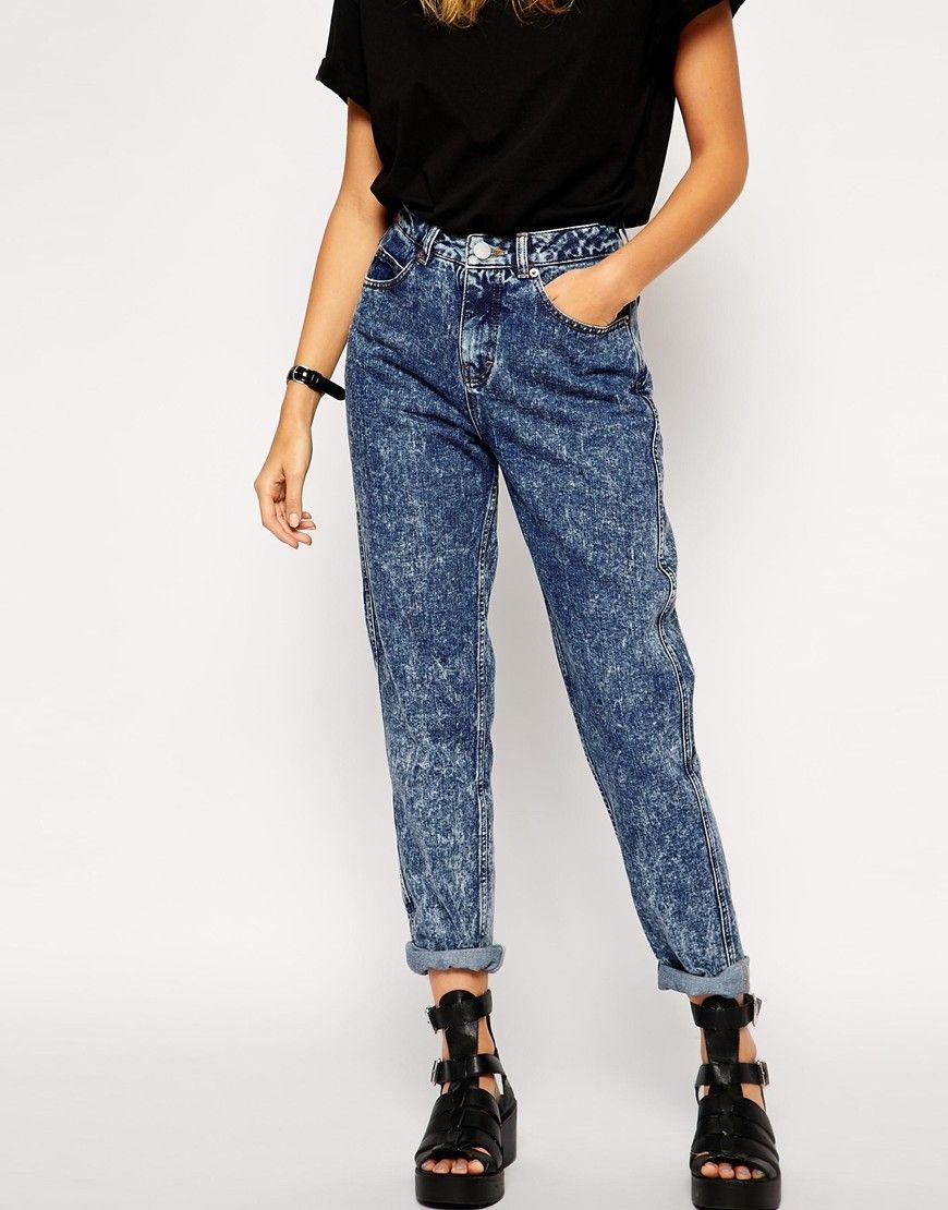 Tendencias en pantalones lavados al ácido