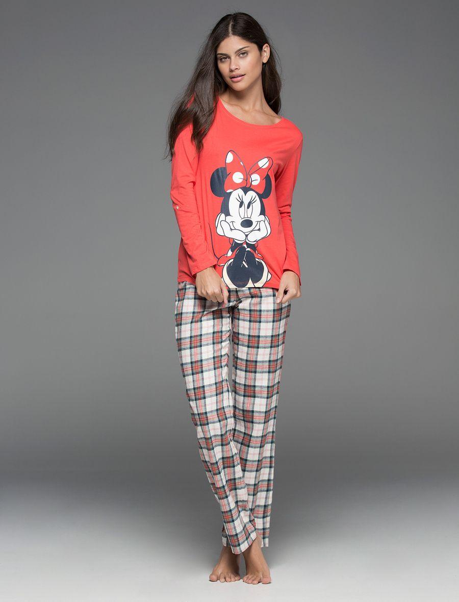 Pijama de Minnie Mouse