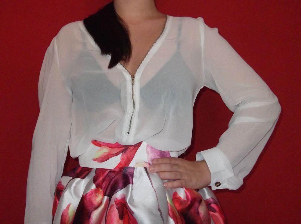 Comprar en BangGood - Camisa con cremallera