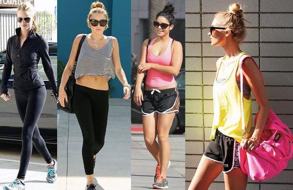 Gafas de sol polarizadas en looks deportivos