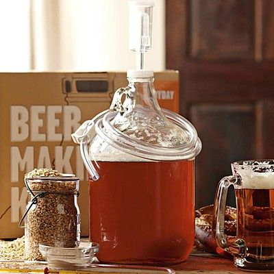 Pack para hacer cerveza