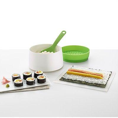 Pack para hacer sushi