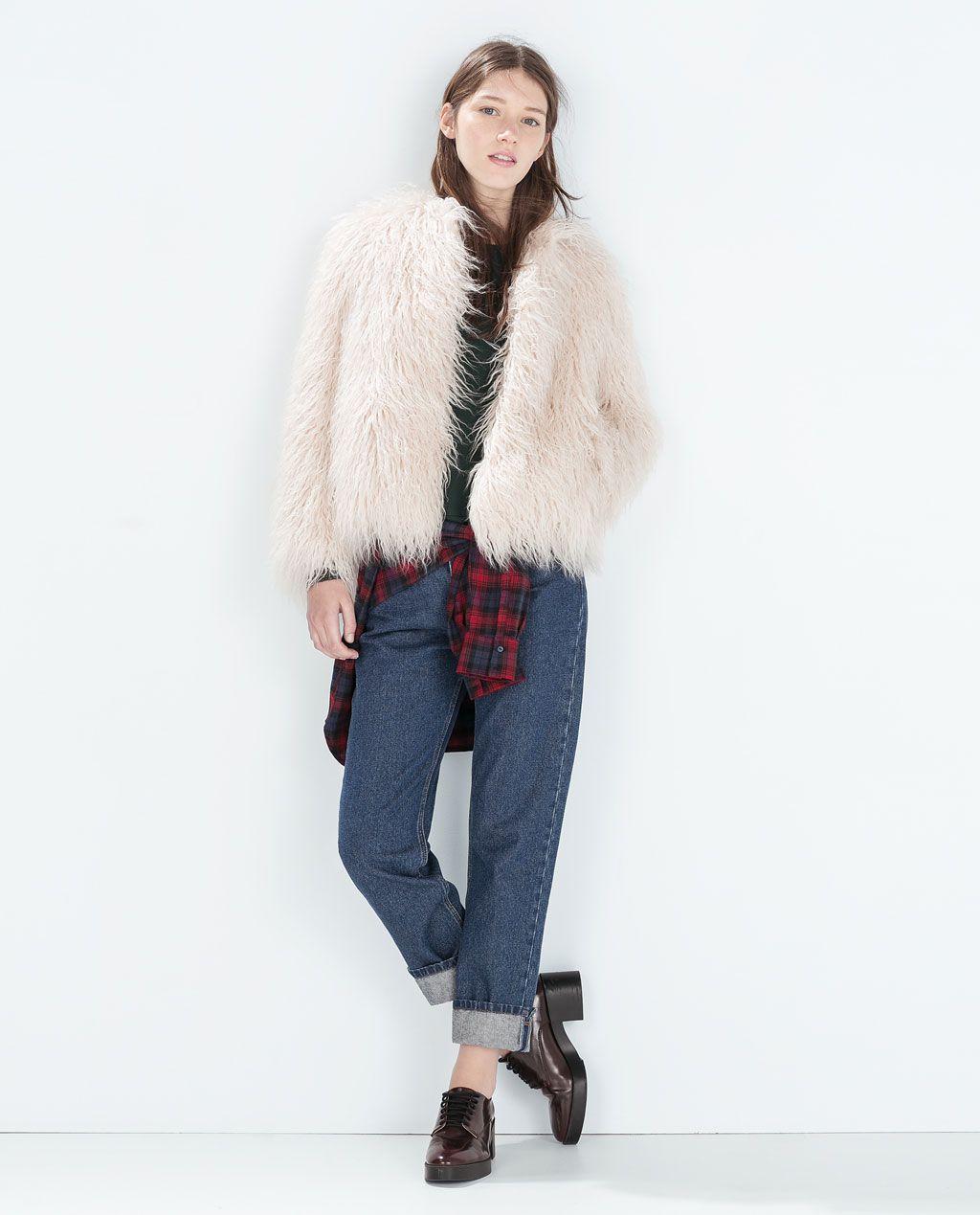 Catálogo de rebajas de Zara - Abrigos y chaquetas