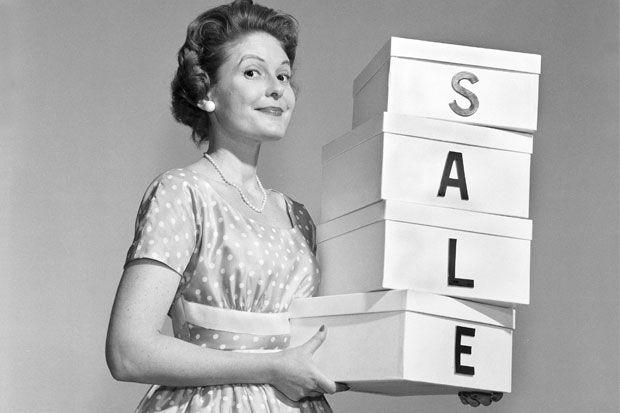Consejos para comprar ropa en rebajas