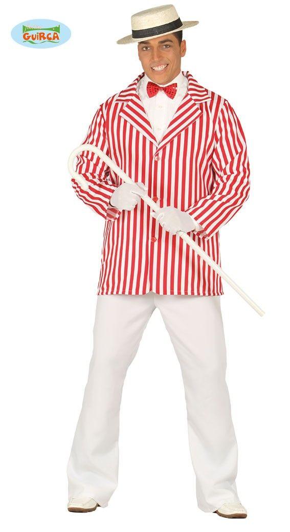 Disfraz de carnaval original para hombre