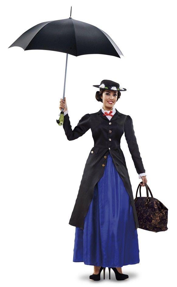 Disfraces de carnaval - Mary Poppyns