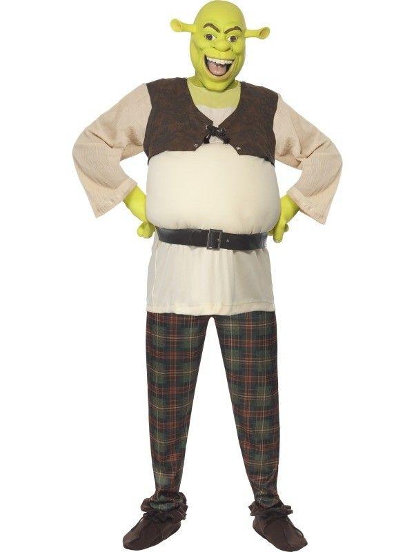 Disfraces de carnaval originales - Shrek