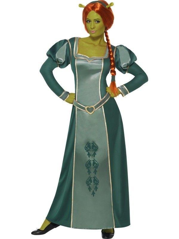 Disfraces de carnaval originales - Fiona