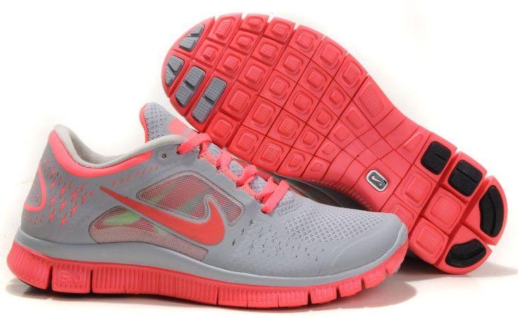 Nike free 5.0 rojas