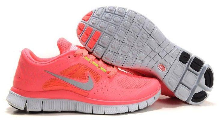 Nike free 5.0 rosa