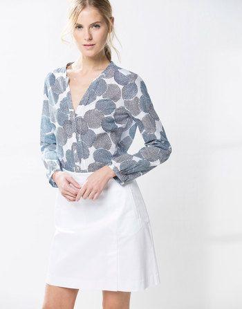 Cortefiel primavera - Blusas