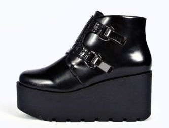 Boohoo España; Zapatos y botas