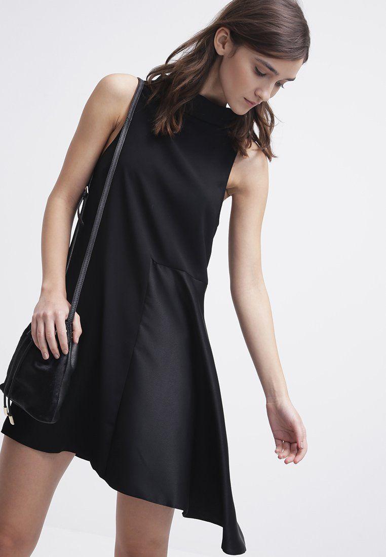 Vestidos TopShop doble material
