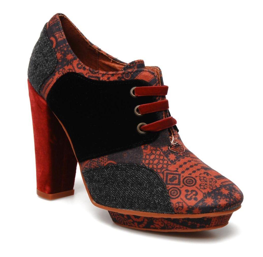 Zapatos Desigual baratos de tacón