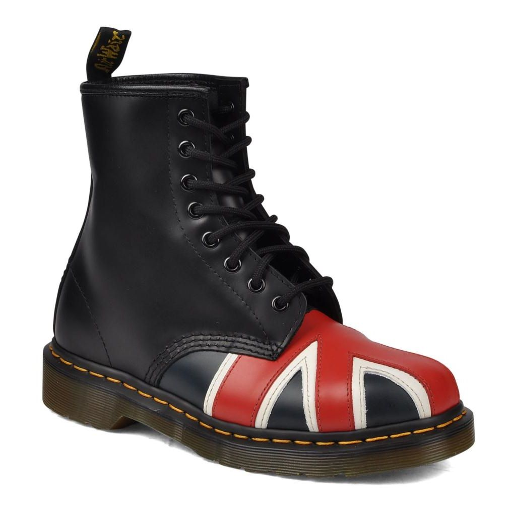 Zapatos Dr Martens con bandera
