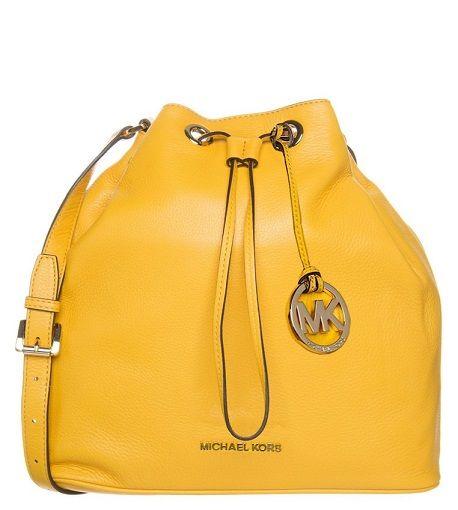 Bolsos amarillo limón de MK en Zalando