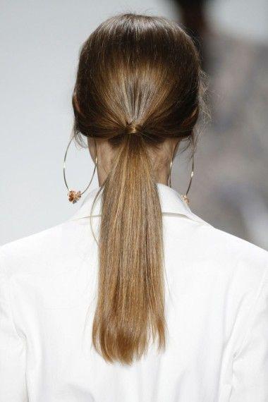 Tendencias de peinados para pelo largo