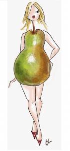 Cómo vestir según tu tipo de cuerpo - Pera