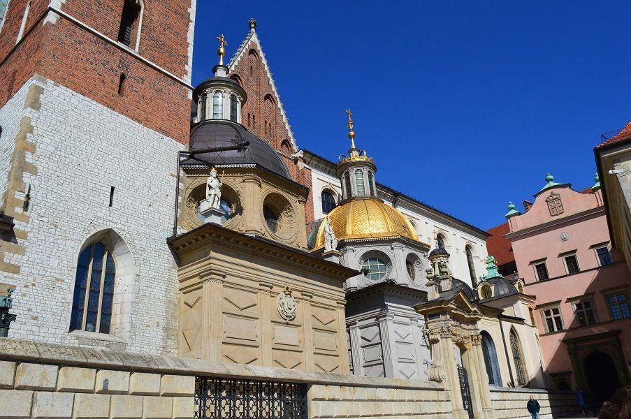 Catedral en el castillo Wawel