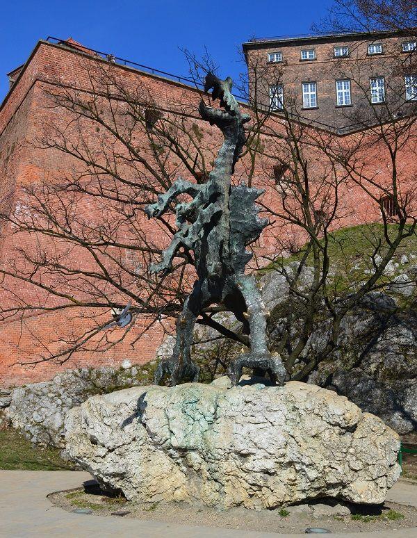 Dragón de Wawel