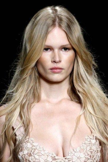 Tendencias de peinado verano 2015 para melenas largas