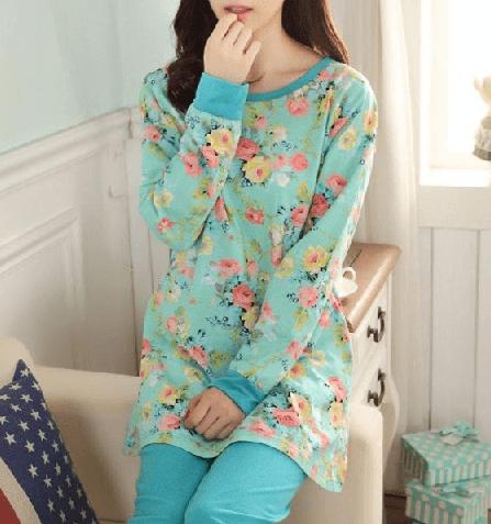 Pijamas originales de mujer para primavera