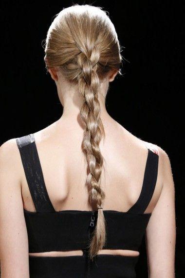 Tendencias de peinados verano - Trenzas