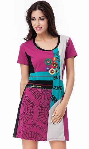 Vestido de colores