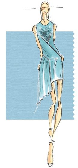 Azul aguamarina