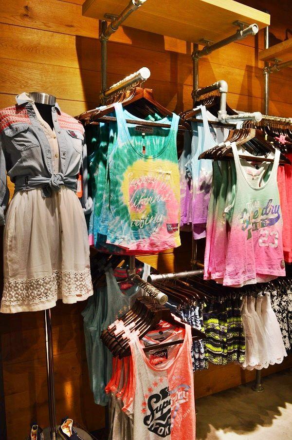 Camisetas de verano