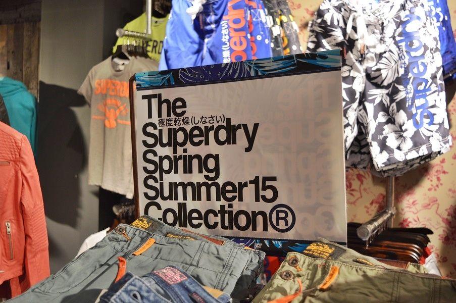 Catálogo Superdry primavera-verano