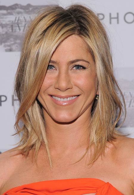 Corte bob Jennifer Aniston
