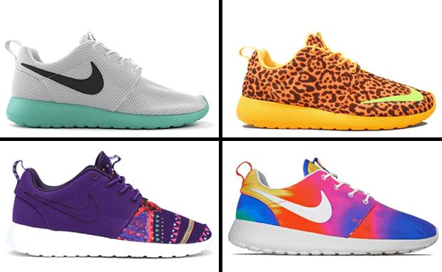 Nike Roshe Run Baratas Imitacion