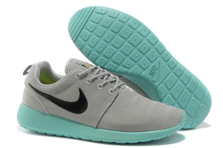 Nike Roshe Run turquesas