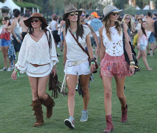 Cómo vestir para ir a un festival