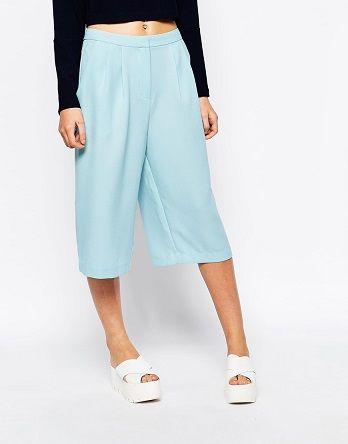 Culottes azules