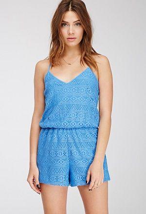 Mono azul de crochet